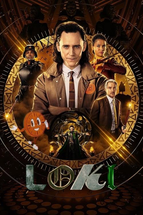 ดูหนังออนไลน์ฟรี Loki (2021) โลกิ EP.1-6 จบ (พากย์ไทย)