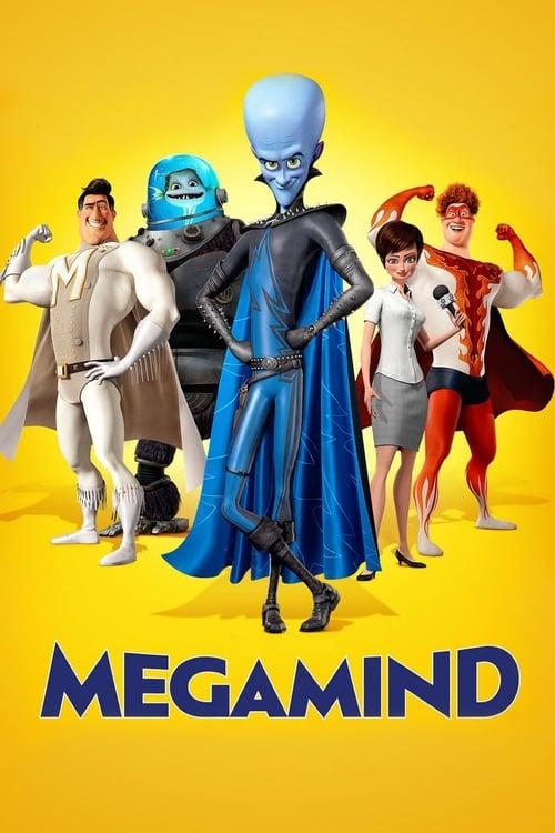 ดูหนังออนไลน์ Megamind (2010) จอมวายร้ายพิทักษ์โลก