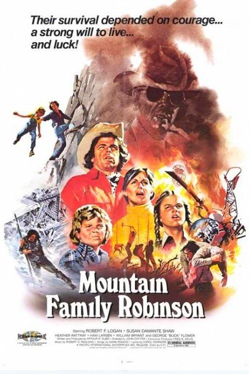ดูหนังออนไลน์ฟรี Mountain Family Robinson (1979) บ้านเล็กในป่าใหญ่ 3