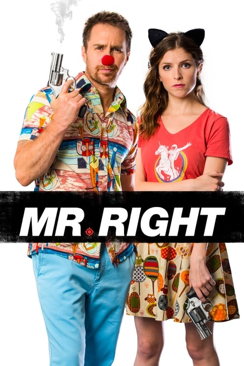 ดูหนังออนไลน์ฟรี Mr Right (2016) คู่มหาประลัย นักฆ่าเลิฟ เลิฟ