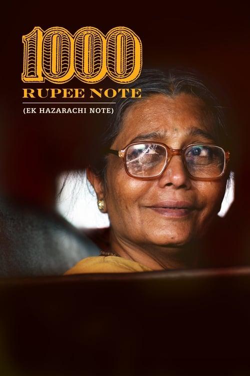 ดูหนังออนไลน์ฟรี [NETFLIX] 1000 Rupee Note (2014) พลิกชีวิตพันรูปี