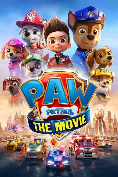 ดูหนังออนไลน์ฟรี PAW Patrol The Movie (2021)