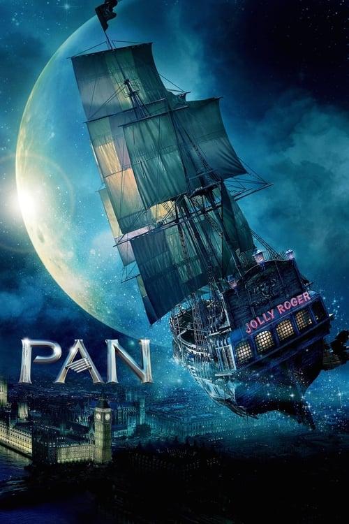 ดูหนังออนไลน์ฟรี Pan (2015) ปีเตอร์ แพน