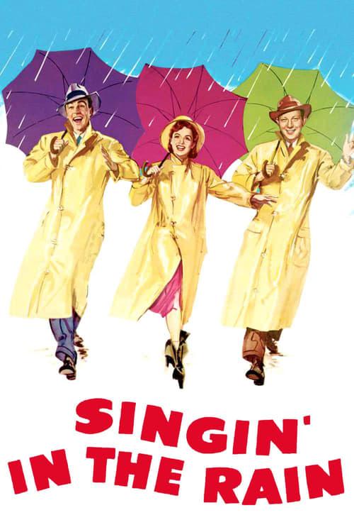 ดูหนังออนไลน์ฟรี SINGIN IN THE RAIN (1952) ร้องเพลงในสายฝน