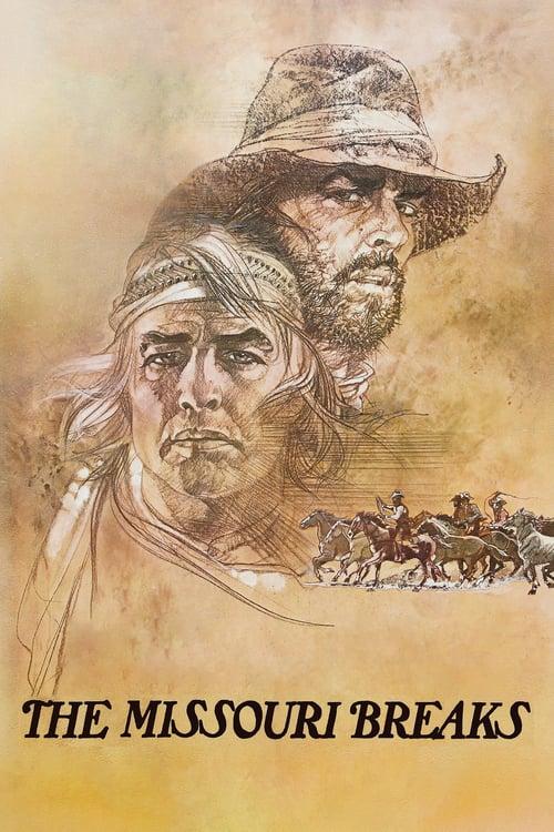 ดูหนังออนไลน์ฟรี The Missouri Breaks (1976)