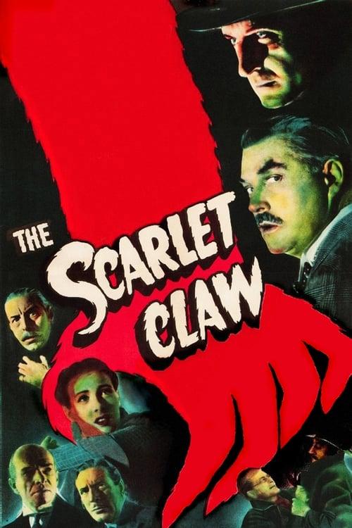 ดูหนังออนไลน์ฟรี The Scarlet Claw (1944)