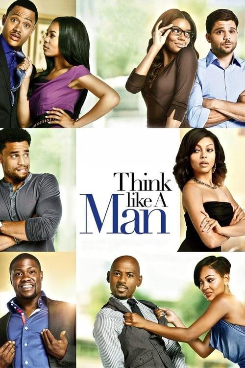 ดูหนังออนไลน์ฟรี Think Like a Man (2012) สงครามสยบหัวใจนายตัวดี
