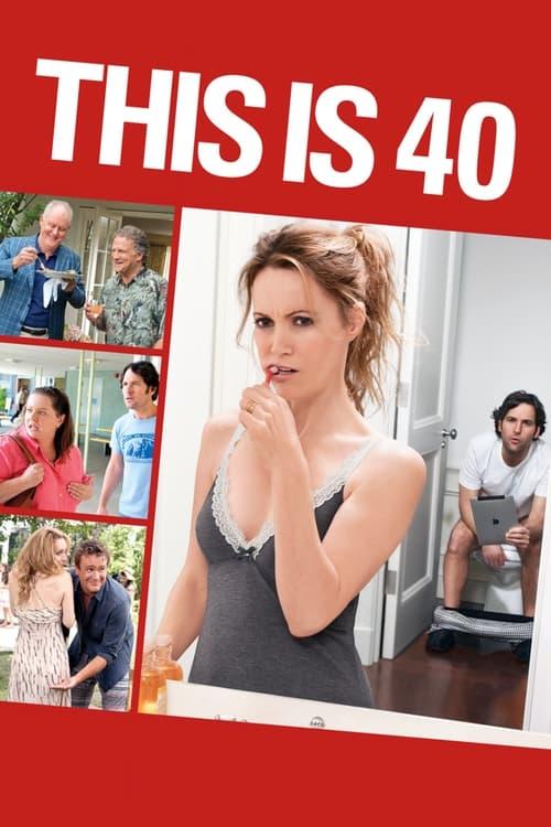 ดูหนังออนไลน์ฟรี This Is 40 (2012) โอ๊ย…40 จะวัยทีนหรือวัยทอง