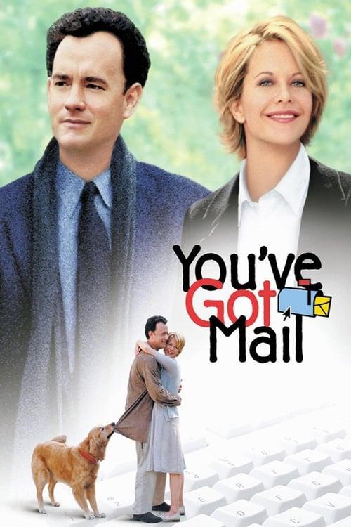 ดูหนังออนไลน์ฟรี You ve Got Mail (1998) เชื่อมใจรักทางอินเตอร์เน็ท