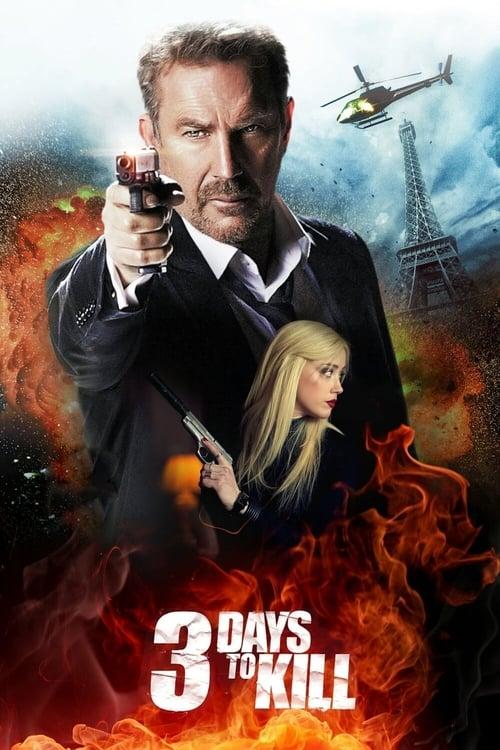 ดูหนังออนไลน์ฟรี 3 Days to Kill (2014) 3 วันโคตรอันตราย