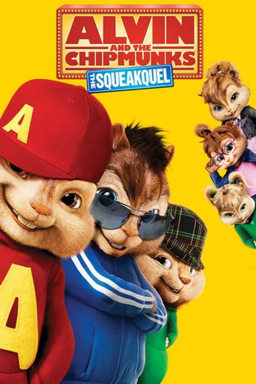 ดูหนังออนไลน์ฟรี Alvin and the Chipmunks 2 The Squeakquel (2009) อัลวินกับสหายชิพมังค์จอมซน 2