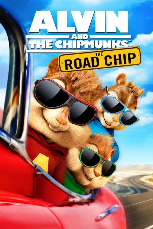 ดูหนังออนไลน์ฟรี Alvin and the Chipmunks 4 The Road Chip (2015) แอลวินกับสหายชิพมังค์จอมซน 4