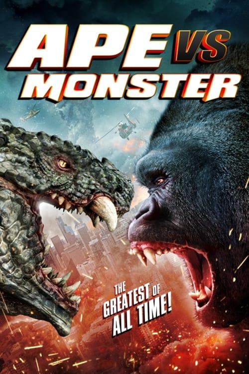 ดูหนังออนไลน์ฟรี Ape vs. Monster (2021)