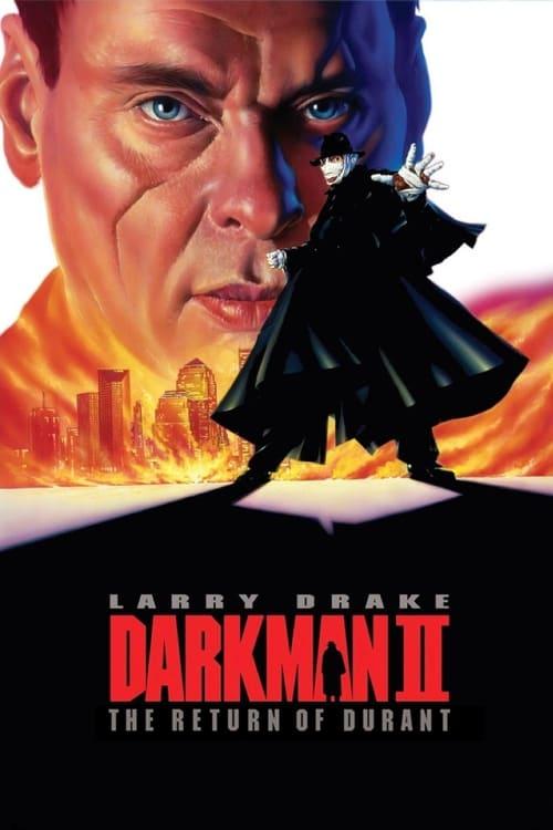 ดูหนังออนไลน์ฟรี Darkman 2 The Return of Durant (1995)
