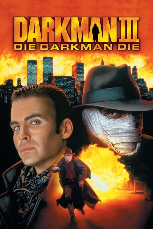 ดูหนังออนไลน์ฟรี Darkman 3 Die Darkman Die (1996) ดาร์คแมน 3 พลิกเกมล่า