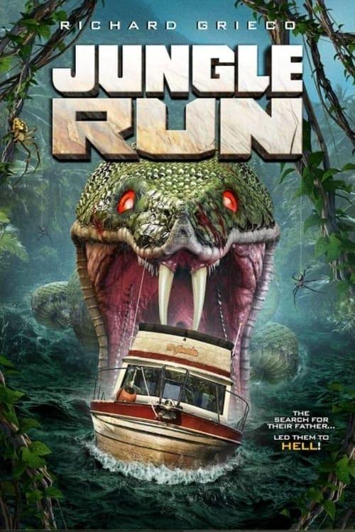 ดูหนังออนไลน์ฟรี Jungle Run (2021)