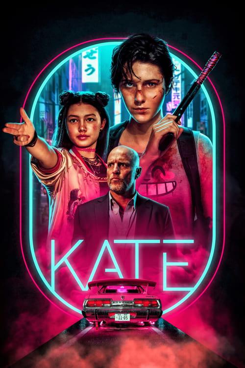 ดูหนังออนไลน์ฟรี Kate (2021) นักฆ่าล่าล้างแค้น