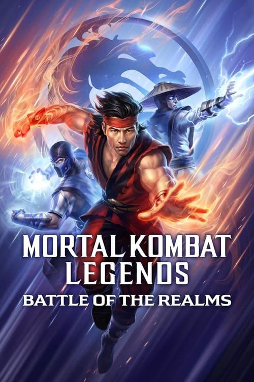 ดูหนังออนไลน์ Mortal Kombat Legends Battle of the Realms (2021)