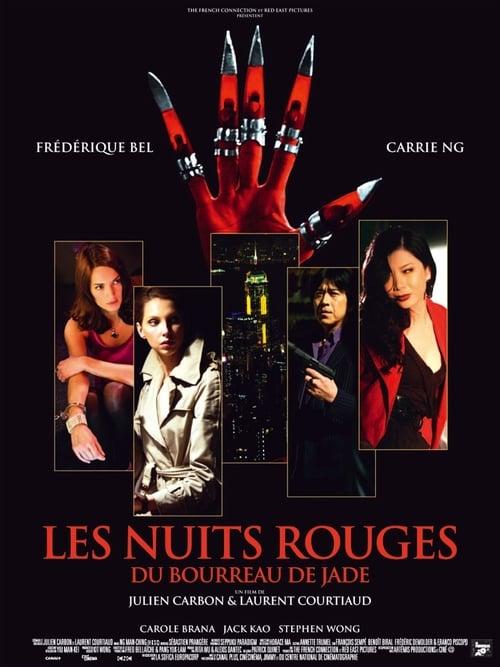 ดูหนังออนไลน์ฟรี Red Nights (2010) ราตรีสีเลือด