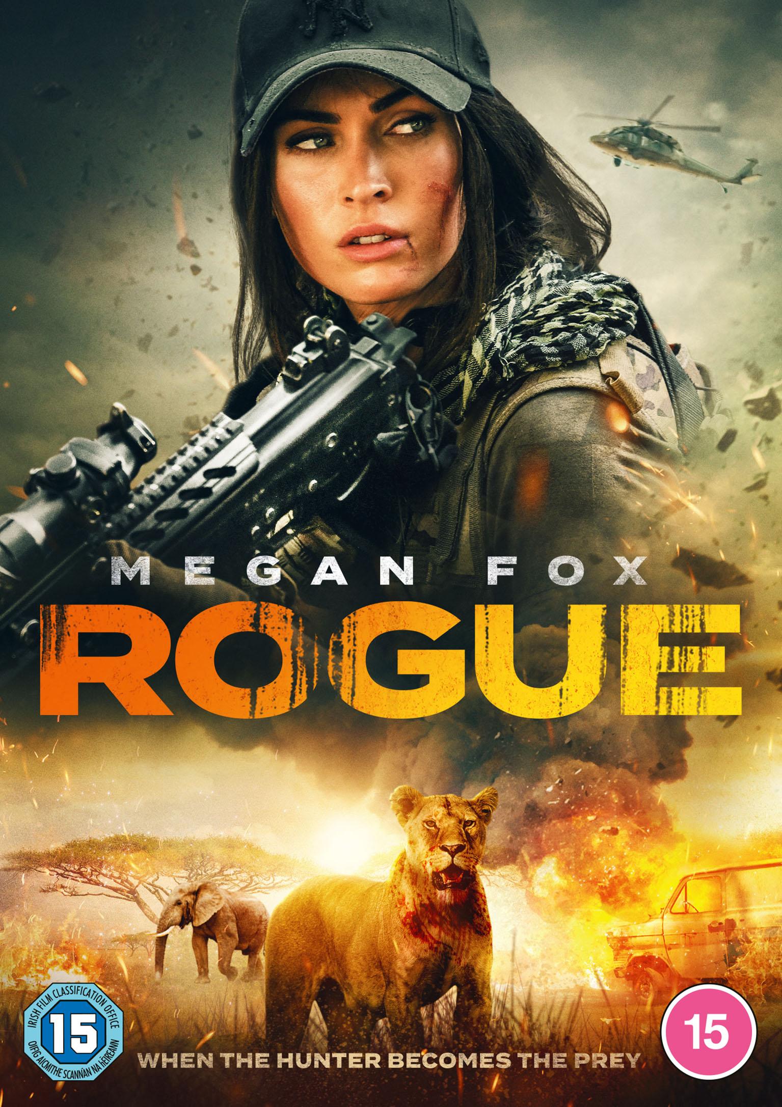 ดูหนังออนไลน์ฟรี Rogue (2020) นางสิงห์ระห่ำล่า