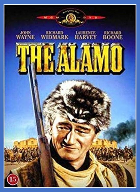 ดูหนังออนไลน์ฟรี The Alamo (1960) ศึกอลาโม่