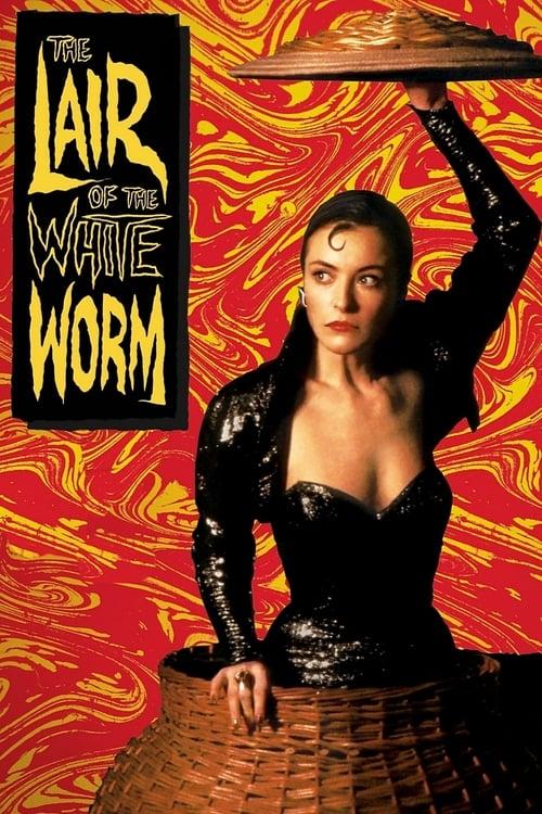ดูหนังออนไลน์ฟรี The Lair of the White Worm (1988) อาถรรพณ์กะโหลกลี้ลับ
