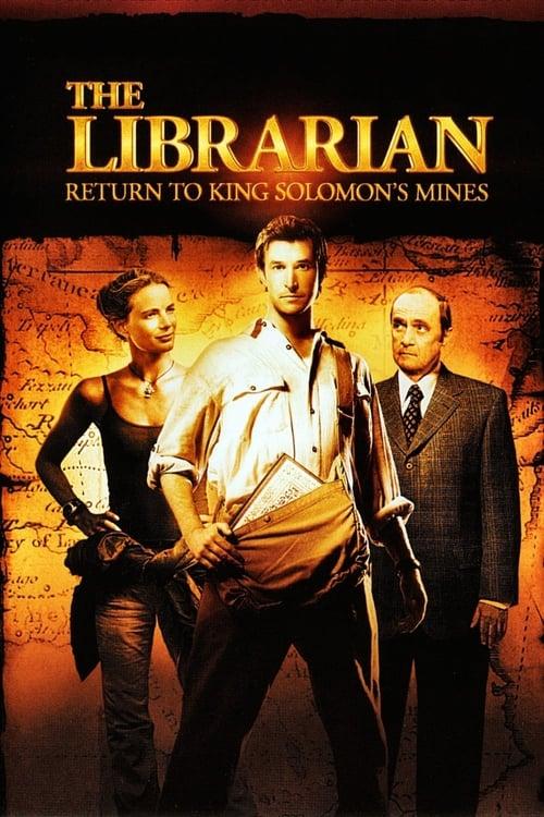 ดูหนังออนไลน์ฟรี The Librarian 2 Return to King Solomon s Mines (2006) ล่าขุมทรัพย์สุดขอบโลก