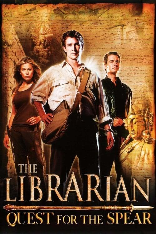 ดูหนังออนไลน์ฟรี The Librarian Quest for the Spear (2004) ล่าขุมทรัพย์สมบัติพระกาฬ