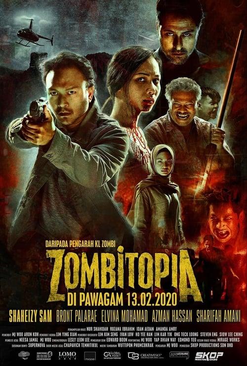 ดูหนังออนไลน์ฟรี Zombitopia (2020) นครซอมบี้